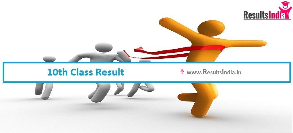 10th Class Board Results 2021